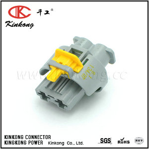 1544678-3 2 pin female map sensor connector CKK7021B-7.8-21