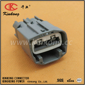 2 hole female waterproof electric wire connector  CKK7022F-9.5-21