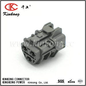 7123-6234-40 3 pole female cable connectors CKK7031-6.3-21