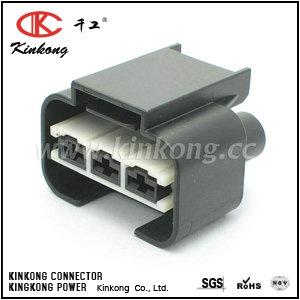 1743271-2  3 pin female cable connectors CKK7034-6.3-21