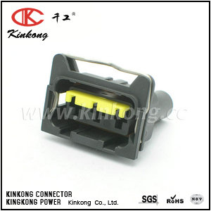 3 pin female automotivel connectors CKK7034F-6.3-21