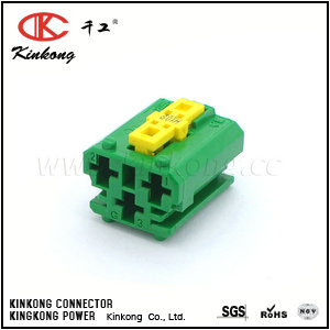 3 hole female cable connectors CKK7036A-6.3-21
