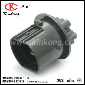 14 way male waterproof auto electric wire plug CKK7141-1.5-3.5-11