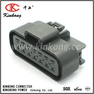 15326917 14 pole female wire cable connector CKK7141A-2.8-21