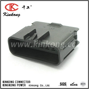14 pin male waterproof automotive connector CKK7141A-2.8-11