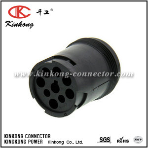 HD14-9-1939P 9 pin in-line waterproof cable connector