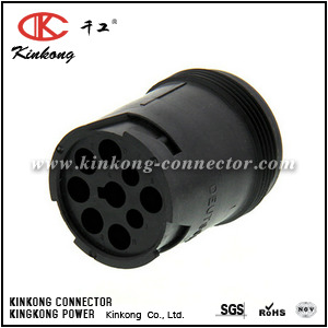 HD14-9-1939PE 9 pin waterproof electric wire connector