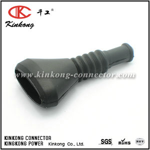 4 hole waterproof cable connector rubber boot CKK-4-003