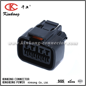7223-6508-30 10 pole female electric wire connector