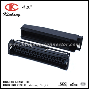 37 hole ecu automotive connector   CKK737-3.5-21