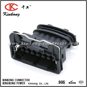 282767-2 6 hole Accelerator pedal position sensor Throttle pedal waterproof connector CKK7063-3.5-21