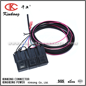 Auto Wire Harness Custom Relay cable harness assembly WD014