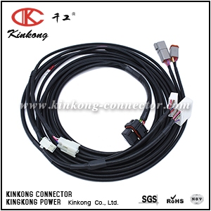 Wire Harness - Products - Wenzhou Kinkong Auto Parts Co , Ltd