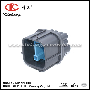 6181-0381 B-Series OBD2 Chassis 10 Pin Connector  CKK7102-2.3-4.8-11