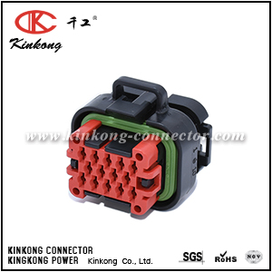 776273-1 14 pin Ampseal series connector CKK7143-1.5-21