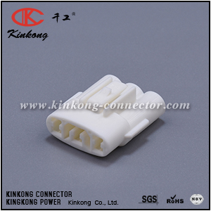 6180-3261 3 way female waterproof cable wire connectors CKK7031-2.0-21