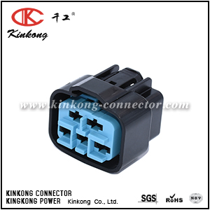 5 pin female automotive electrical connectors  CKK7051-4.8-21
