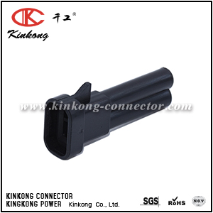 2Pin Male automotive fuel injector connector CKK7023-1.0-11