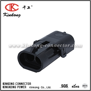 12010973 2 pin male crimp connectors CKK3021-2.5-11