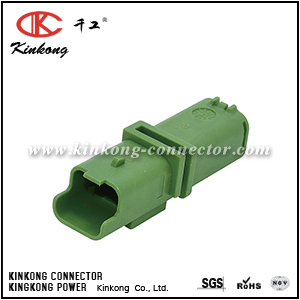 211PL022S5049 2 pin male waterproof automotive connectors CKK7021B-2.5-11