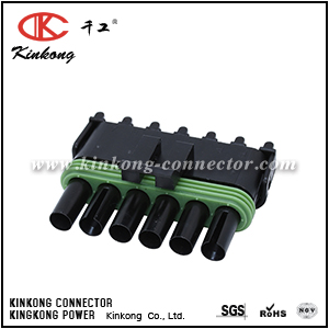 12015799   6 WAY  automotive electrical connectorfor   CKK3061-2.5-21
