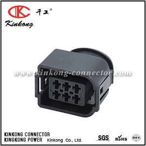 3B0 959 384 6 pin female auto connector  cable connectors CKK7065Z-3.5-21