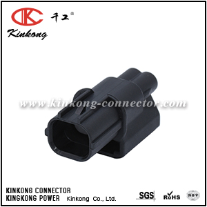 6188-0589 2 way male waterproof automotive connector CKK7021A-1.2-11