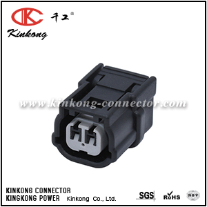 6189-7052 2 way female waterproof electrical connector CKK7021E-1.2-21