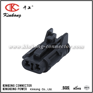 7123-1424-30  2 way female electrical connector CKK7021-1.8-21