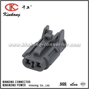 7123-1424-40  2 pole waterproof wire connector CKK7021A-1.8-21