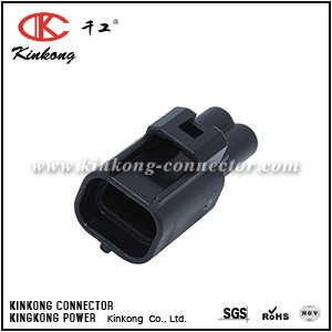 2 way male waterproof electrical connector for VW  CKK7022A-1.8-11