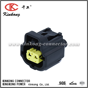 178392-2 90980-11062 90980-10737 2 way type 1JZ-GTE 2JZ-GTE & DSM EVO ECT car plug for Toyota CKK7022A-1.8-21