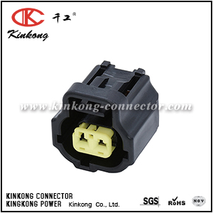 2 way female waterproof automobile connector CKK7022C-1.8-21