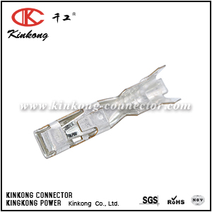 15304712 GT 280 SeriesFemale Unsealed Tin Plating Terminal, Cable Range 1.50 - 3.00 mm² CKK006-2.8FN
