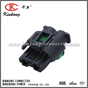 1544317-1 1544678-2 2 way female wire connector CKK7021-7.8-21