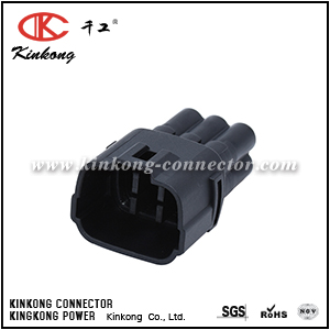 6 pin male cable connector for Suzuki CKK7061B-2.0-11