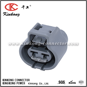6-176146-6 368330-1 PA805-02327 2 pole female Brake Booster Pump Assembly connector CKK7021-4.8-21