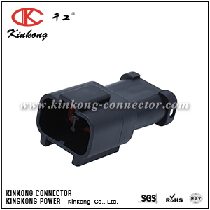 7222-6423-30 7157-6720-40  2 pin waterproof wire connector  CKK7021A-6.3-11