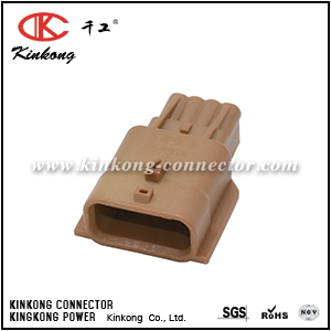4 Pins male Car Pressure Sensor Connector CKK7041B-0.6-11