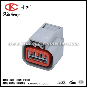 3 way receptacle hybrid connectors CKK7035B-2.3-21