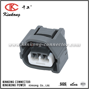 7283-7021-10 90980-10901 641789-4 2 pole female electrical plug for Toyota CKK7021D-2.2-21