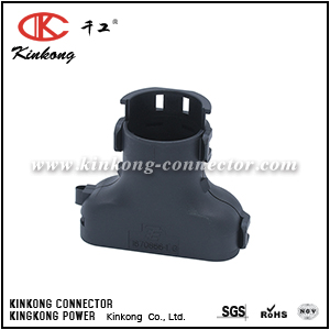 1670866-1 Heavy Duty Connector Hood, MCP Series, 180° for 1-1563878-1