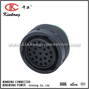 HDP26-24-23SN 23 way female cable connector