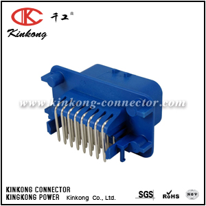 770669-5 23 pin male electric connector CKK7233LNA-1.5-11
