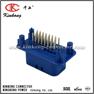 1-776200-5 23 pin male electrical connector CKK7233LNSO-1.5-11