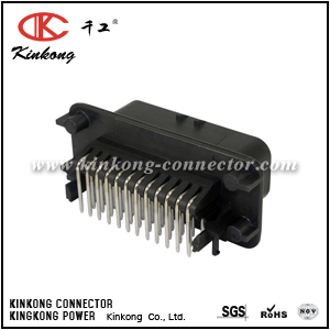 1-776163-1 35 pins male cable connector CKK7353AO-1.5-11