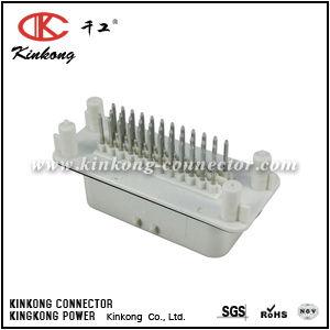 1-776231-2 35 pins male automotive connector CKK7353WSO-1.5-11
