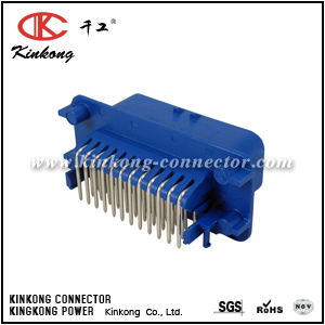 776180-5 35 pins male automotive connector CKK7353LNA-1.5-11