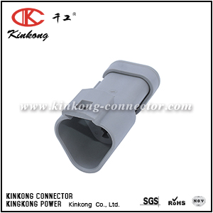 DT04-3P-E003 TE 3 pin male electrical connectors