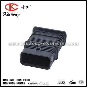 5 pin female waterproof type automotive electrical connector  CKK7055Q-1.0-11